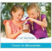 Consultez nos classes de découvertes Découvrez nos nombreux thèmes de classes de découvertes à destination des enseignants d'écoles maternelles et primaires