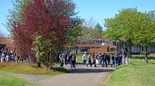 Angleterre - Chalfont  - Séjour Linguistique en hébergement collectif (Collège, Campus,...)